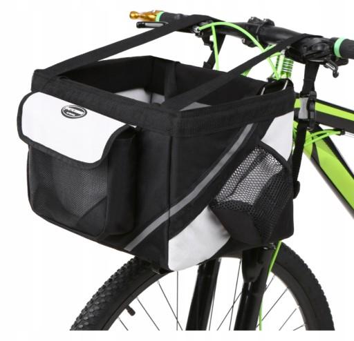 Как прикрепить к велосипеду корзину