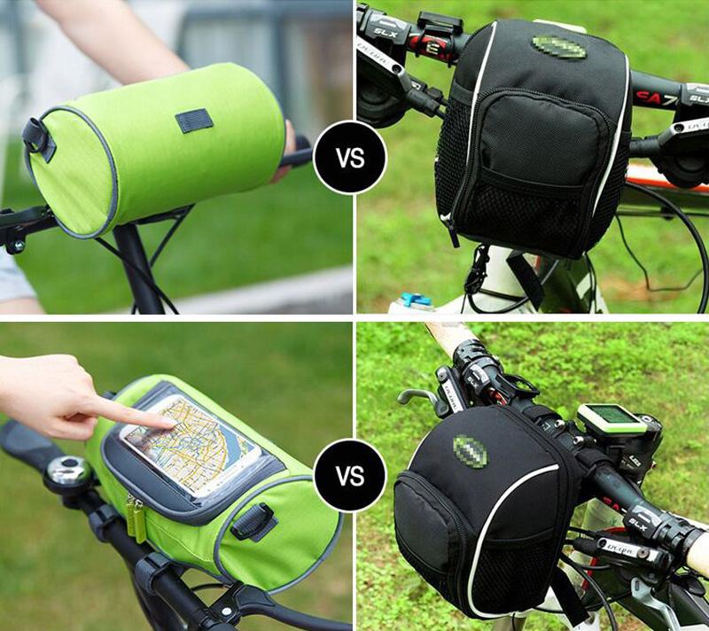 Как выбрать велосипедный багажник и сумку