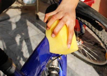 Уход за велосипедом, как мыть, чистить и смазывать велосипед