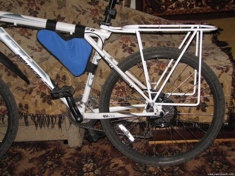 ✅ велобагажник своими руками - veloexpert33.ru