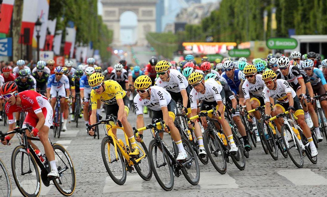 Тур де франс 2020: кто на чем едет?