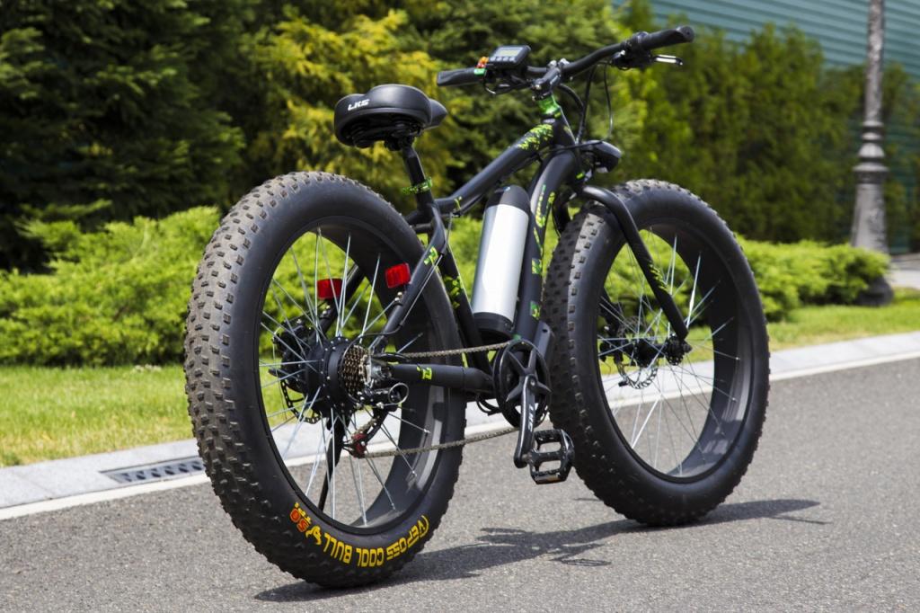 Фетбайк. преимущества и недостатки толстых колес на велосипеде