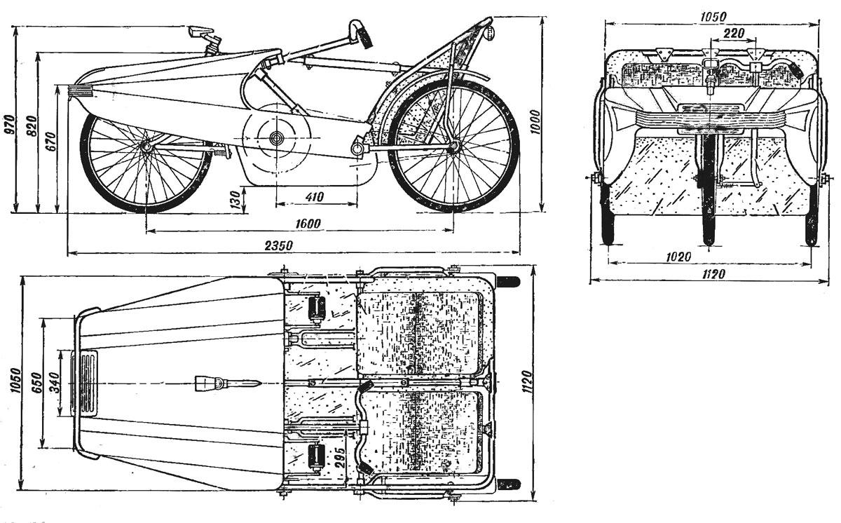 Что можно сделать для велика. как изготавливаются самодельные велосипеды? существует два вида велосипедных перчаток