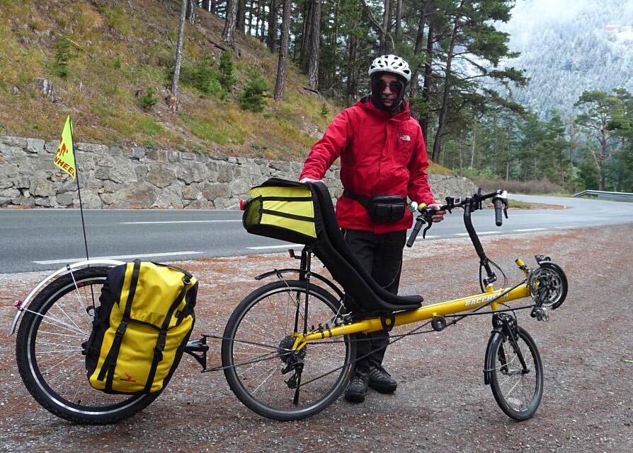 Грузовой прицеп для велосипеда своими руками: конструкция, советы