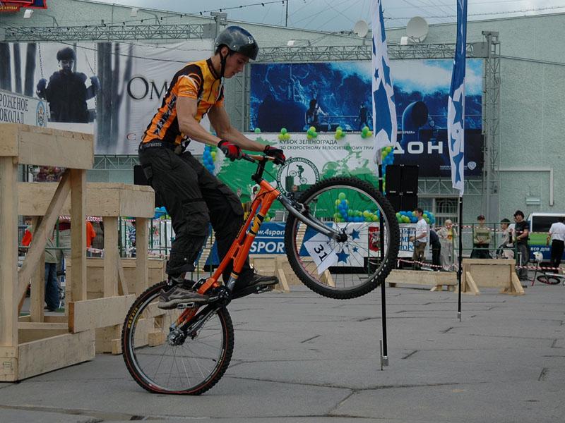 Выбор велосипеда для триала