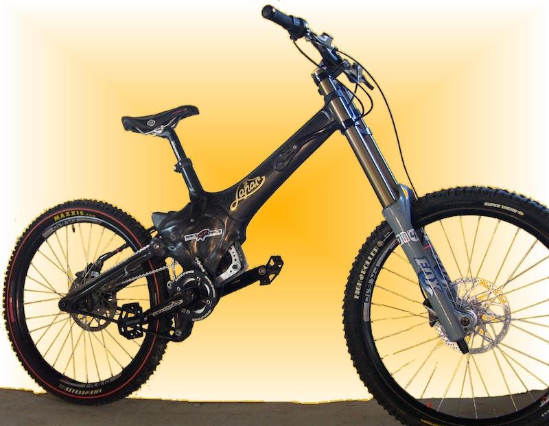 Какой должен быть велосипед для даунхилла?