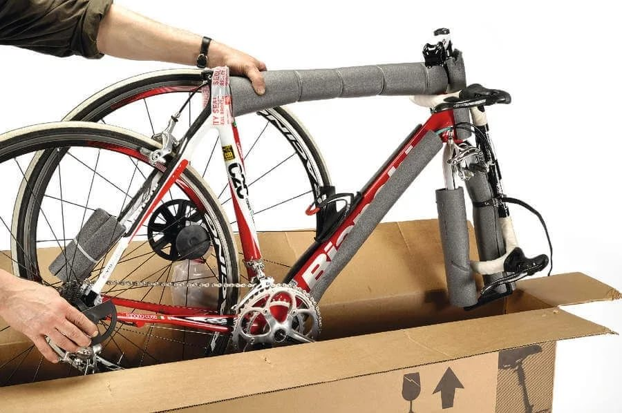 Как перевезти велосипед в самолете   советы   veloprofy.com