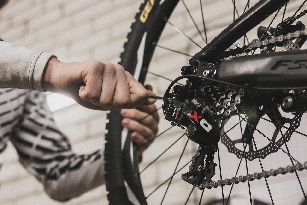 Техобслуживание велосипеда своими руками