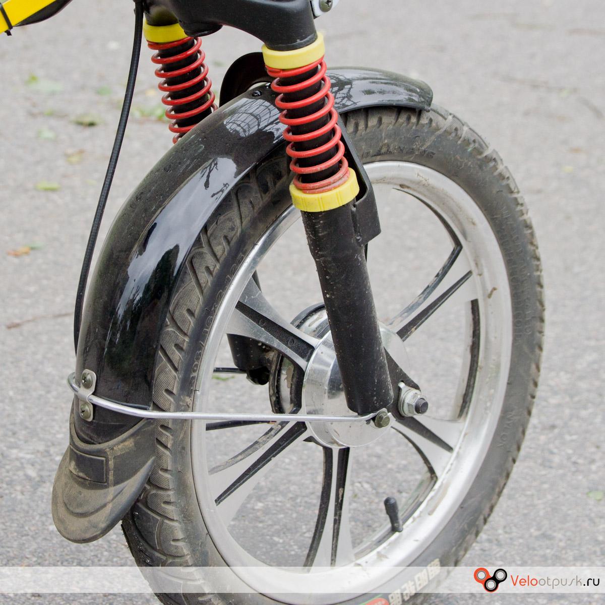 Как установить крылья на велосипед: пошаговая инструкция