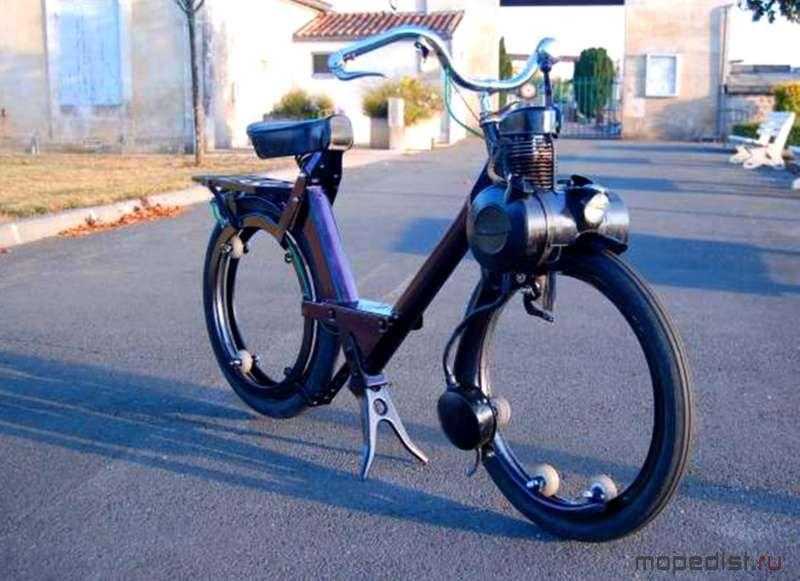 Простые способы тюнинга велосипеда