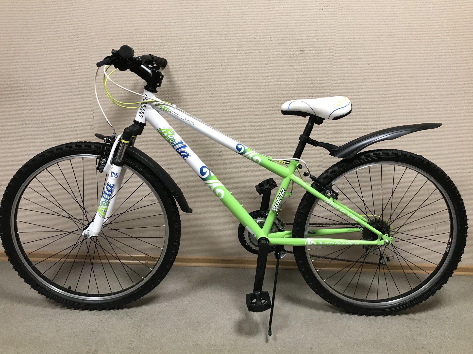 Велосипеды MTR
