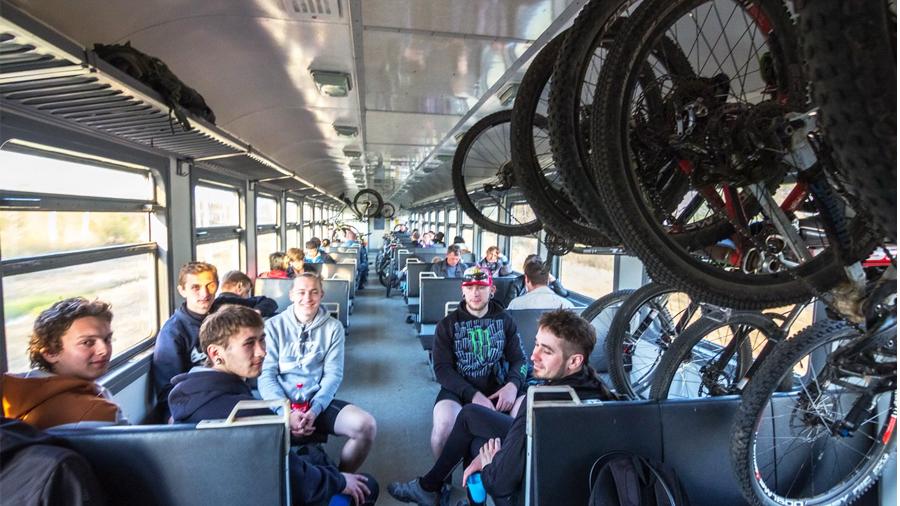 Провоз велосипеда в электричке и поезде: как перевезти и какие правила