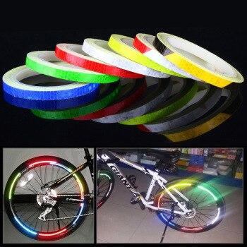 Зачем нужны светоотражатели на велосипед, их виды
