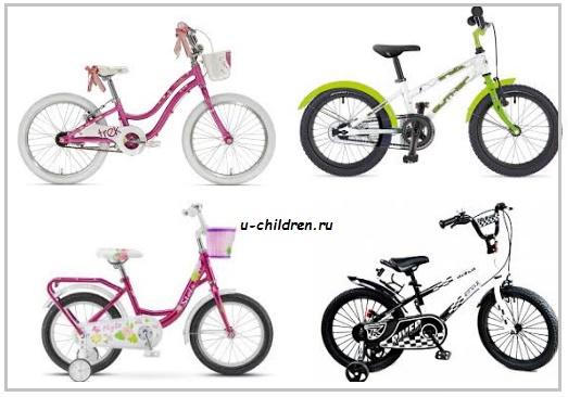 Как выбрать детский велосипед по росту и весу ребенка?