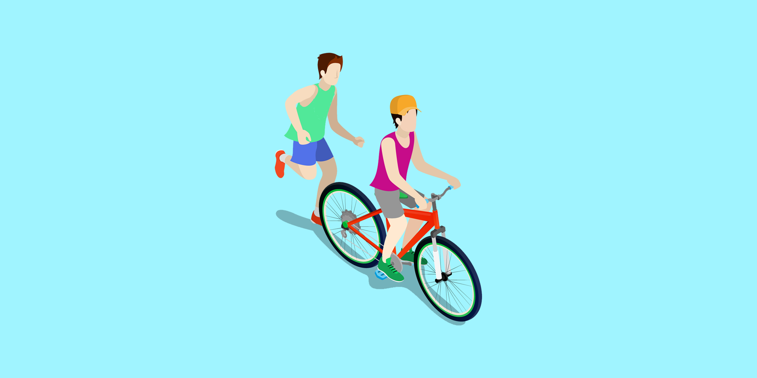 На велосипеде на работу - есть ли смысл | сайт котовского