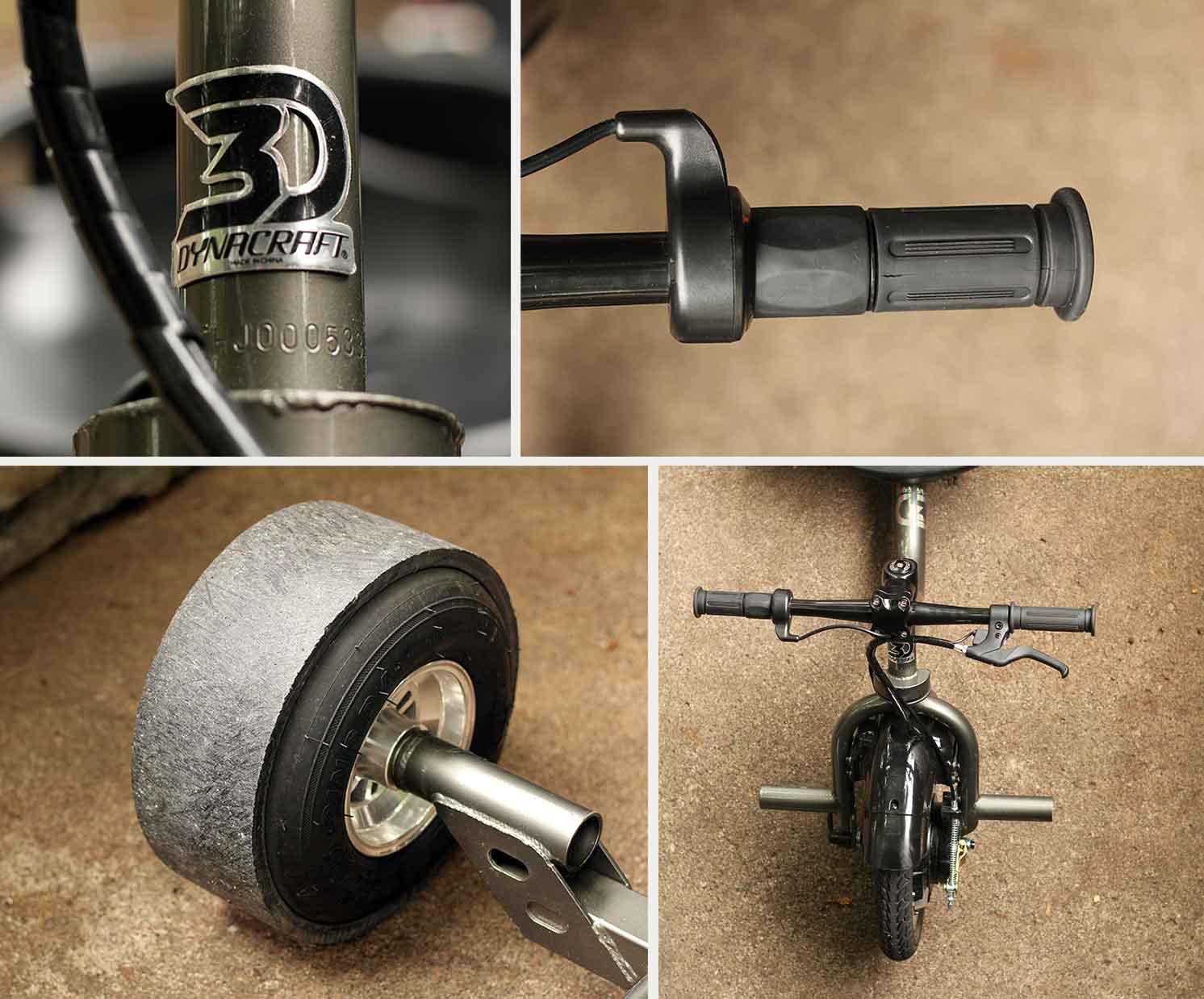 Велосипеды для дрифта и их особенности