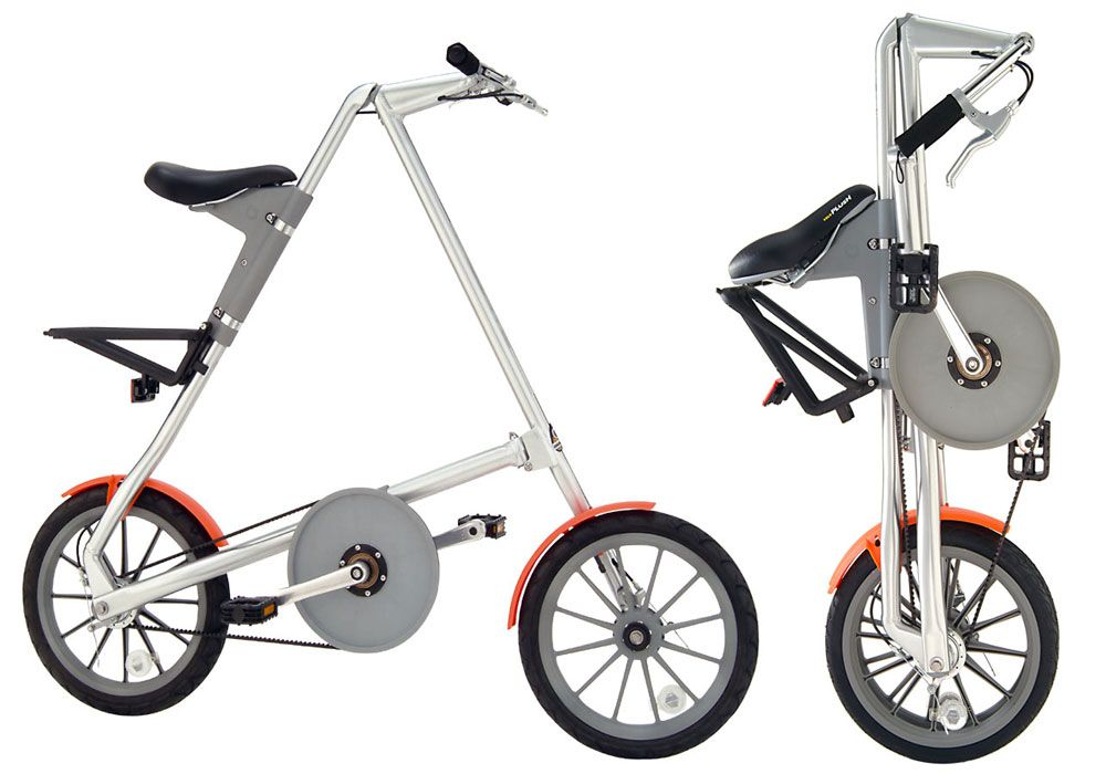 Складной велосипед. Его особенности и отличия