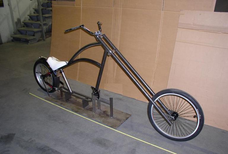 Велосипед чоппер своими руками, фото чопперов-круизеров для взрослых