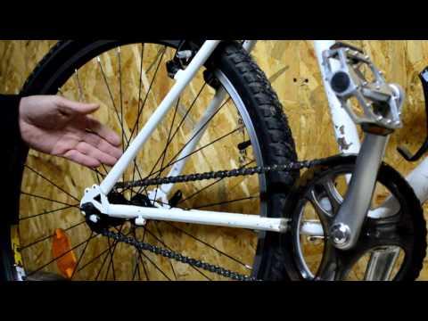 Петушок для велосипеда ремонт