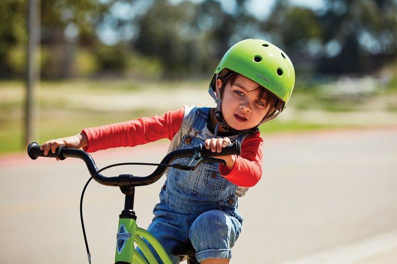 Как правильно выбрать велосипед для ребенка?
