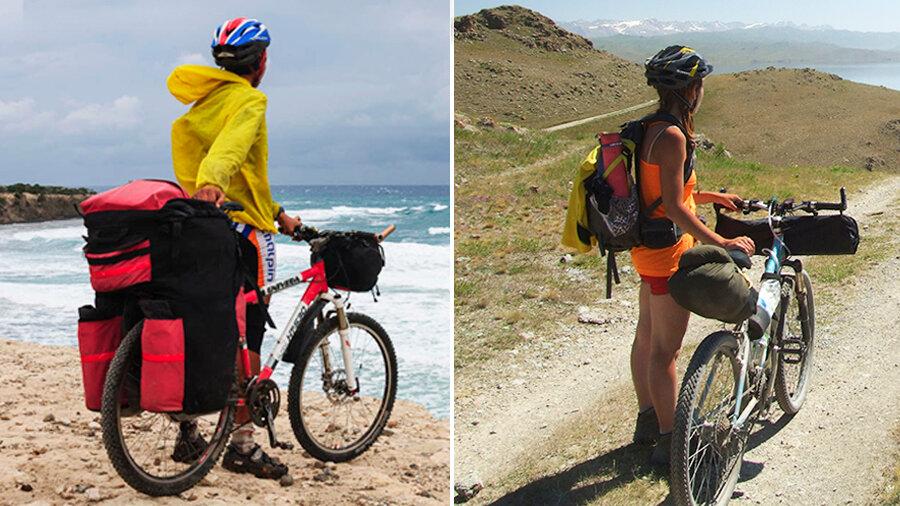 Bikepacking events