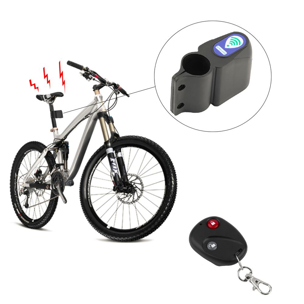 Сигнализация на велосипед: обзор моделей