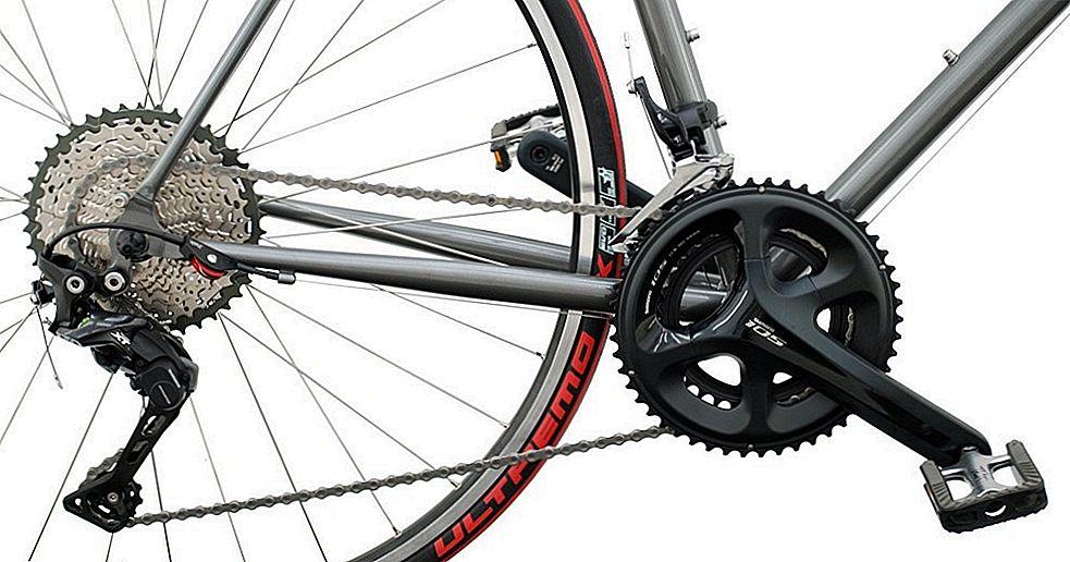 Зачем нужен натяжитель цепи на велосипеде и его установка