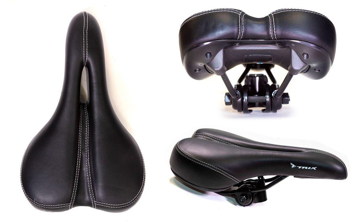 Седло для велосипедистки: как правильно выбрать женское седло