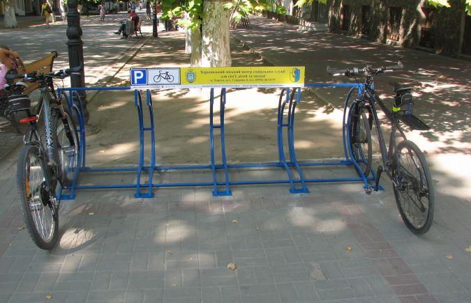 Велопарковка своими руками чертежи. уличные велопарковки: как надо и не надо делать