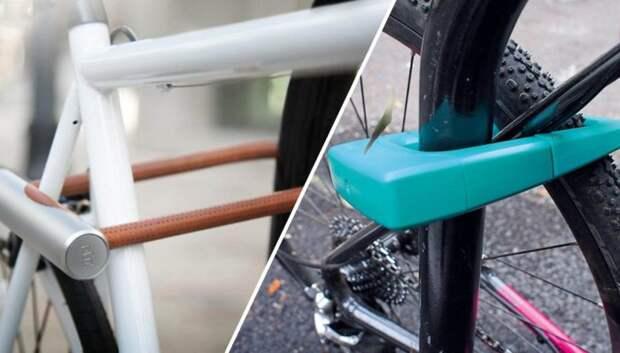 Самые надежные замки для велосипедов