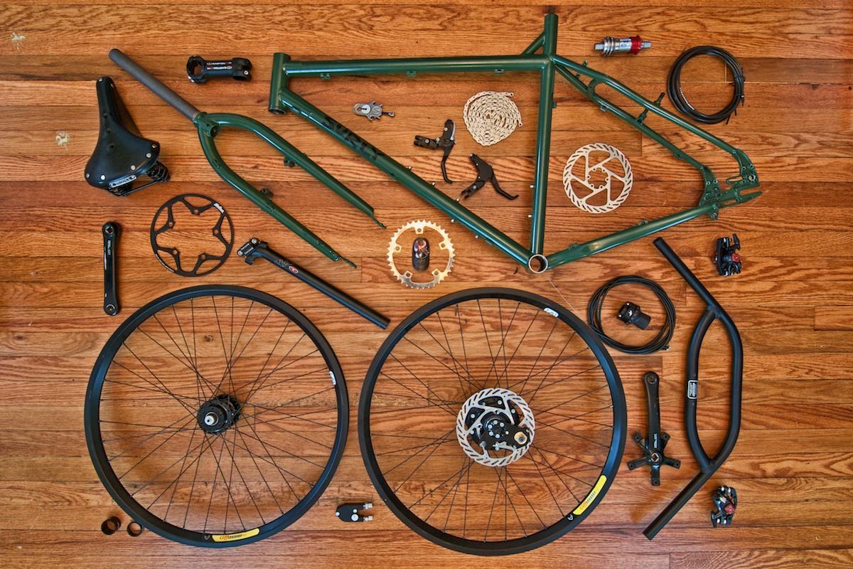 Что выбрать: готовый велосипед или собирать самостоятельно