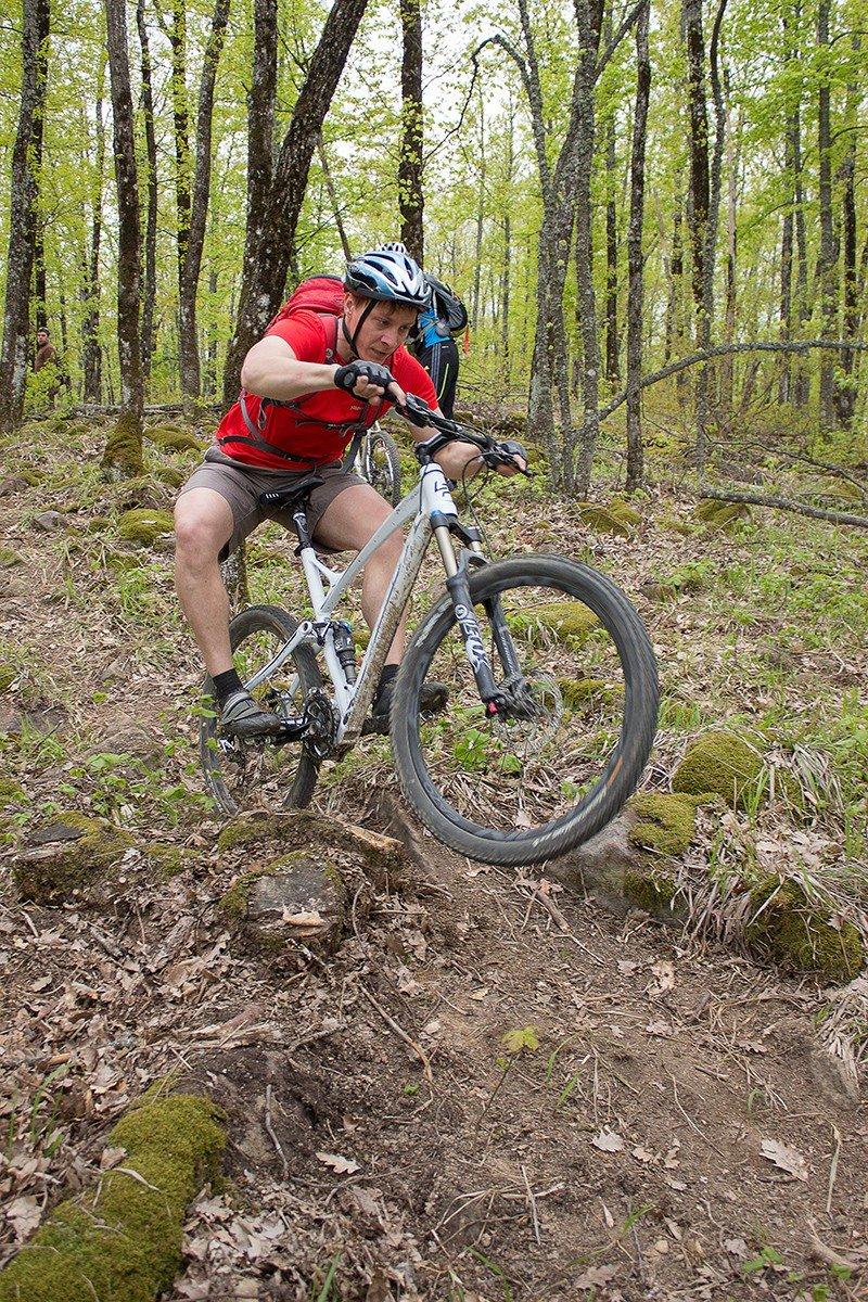 Вело кросс-кантри