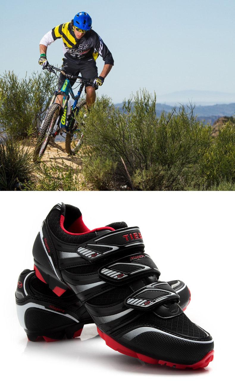 Контактная обувь для велосипеда