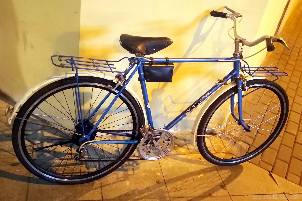 Обзор легендарного велосипеда «турист» и его современных модификаций