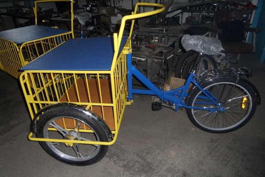 Трехколесные велосипеды своими руками: пошаговая инструкция