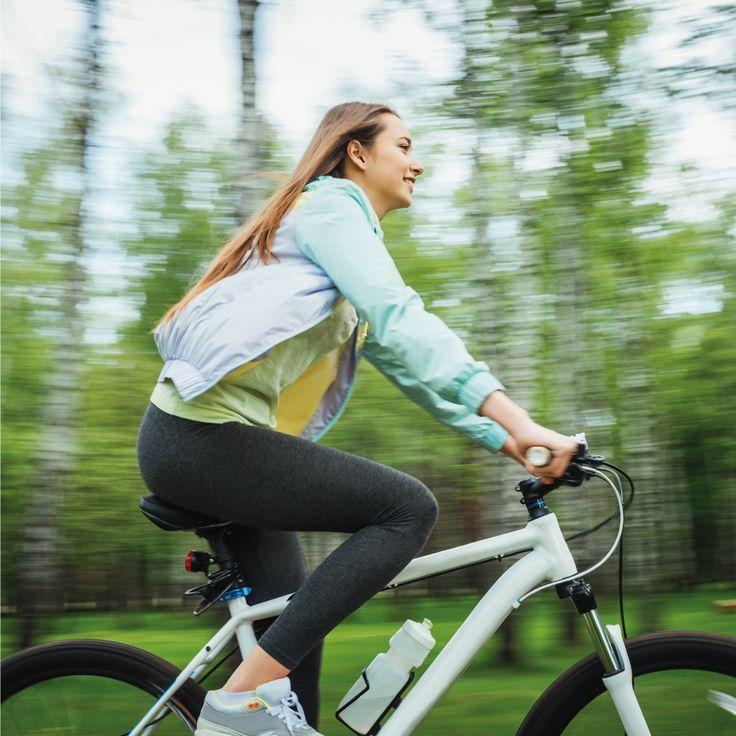 Польза езды на велосипеде и правила максимальной эффективности