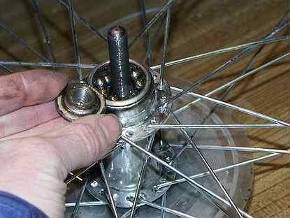 Как обслуживать втулки велосипеда?