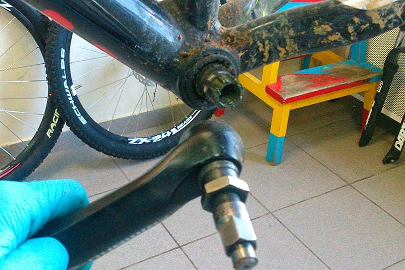 Обслуживание каретки велосипеда: рекомендации и инструкция по самостоятельному обслуживанию