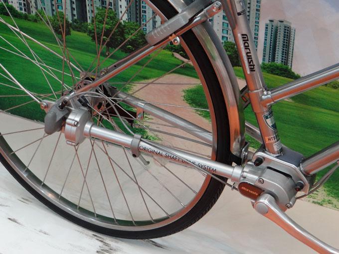 Велосипед с ременной передачей – революционное решение в велосипедном транспорте