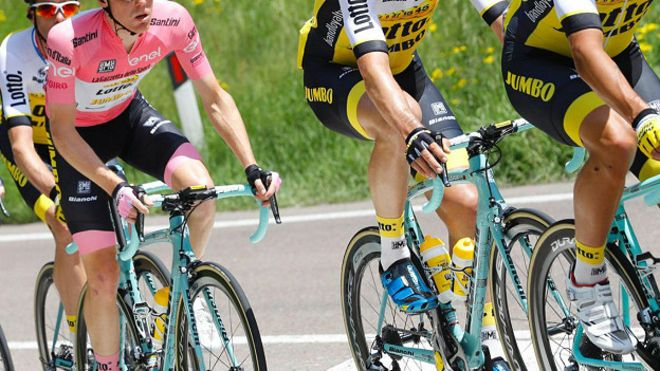 Почему велосипед не падает (гироскопическое свойства, эффект кастора)