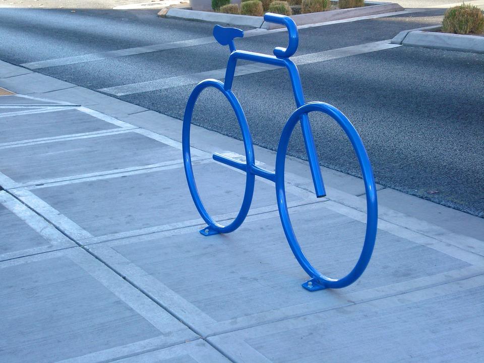 Что такое велопарковка, для чего нужна, как сделать велосипедную парковку своими руками, разновидности