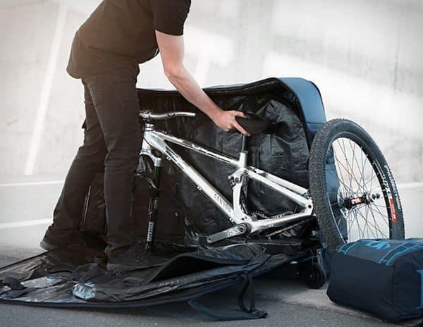 Как упаковать велосипед для перевозки