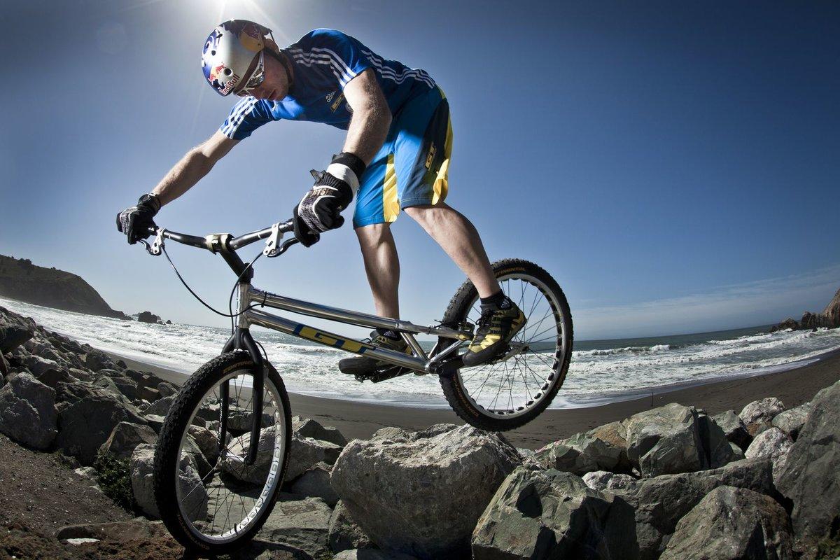 Триальный велосипед википедия