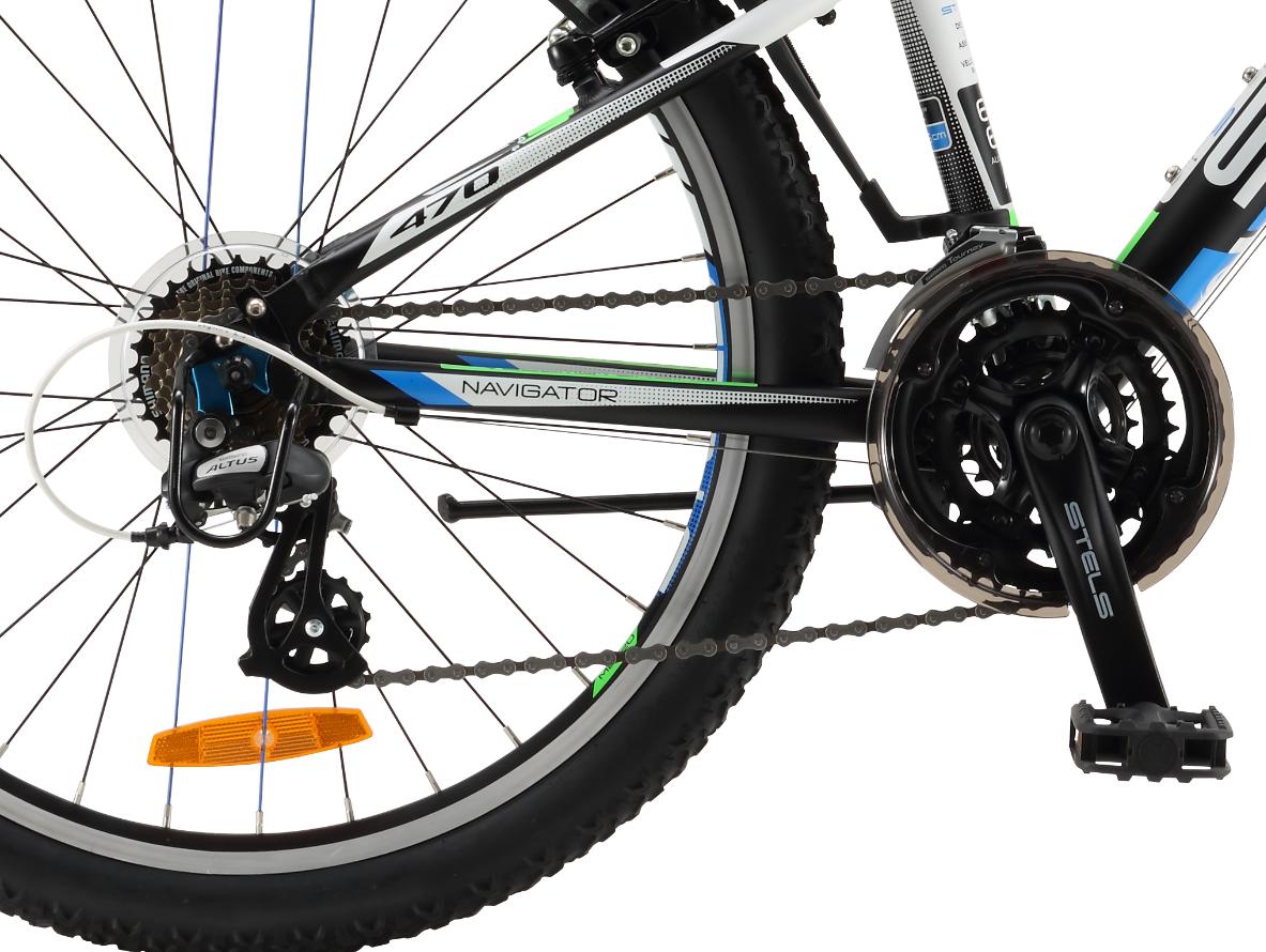 Сколько бывает скоростей у велосипеда stels. какое количество скоростей у велосипеда лучше
