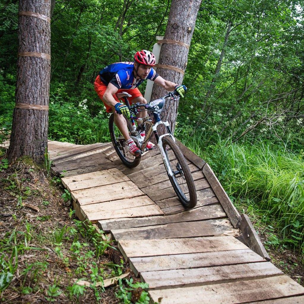 Классификация горных велосипедов