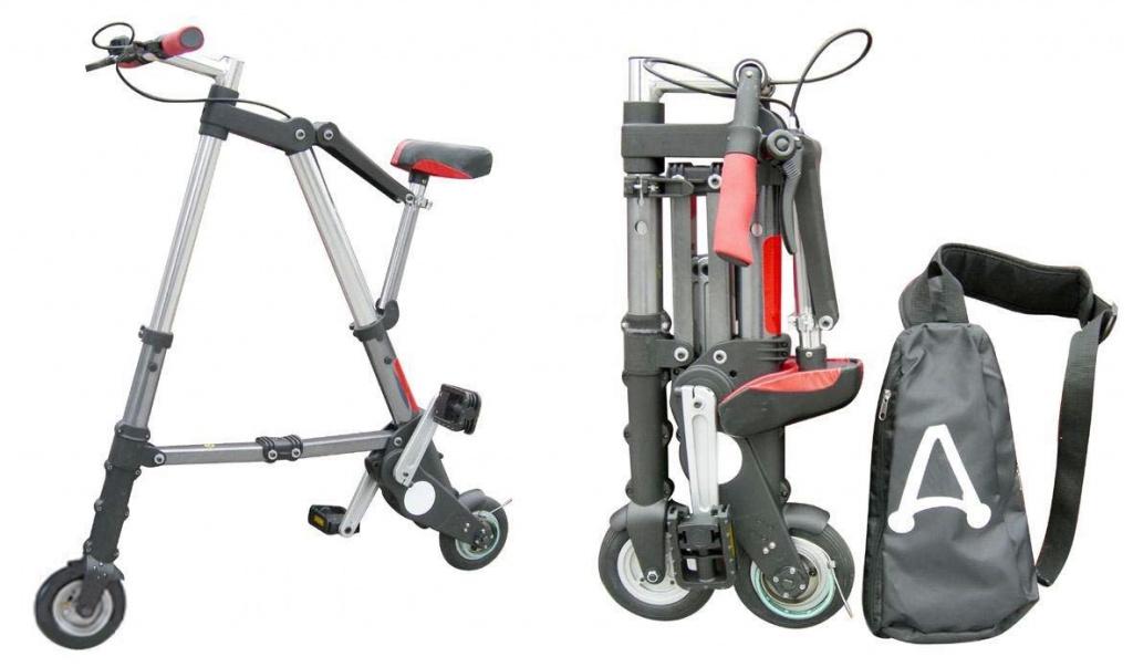 Детские складные велосипеды: как выбрать и использовать