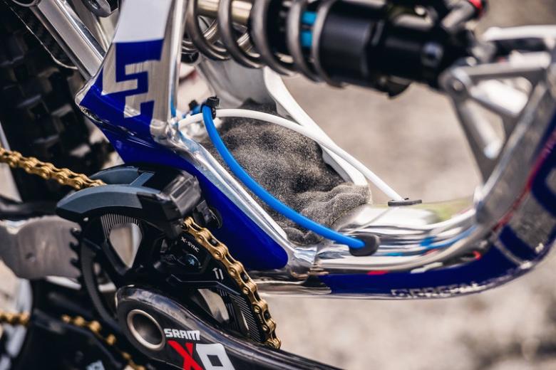 Как улучшить накат велосипеда