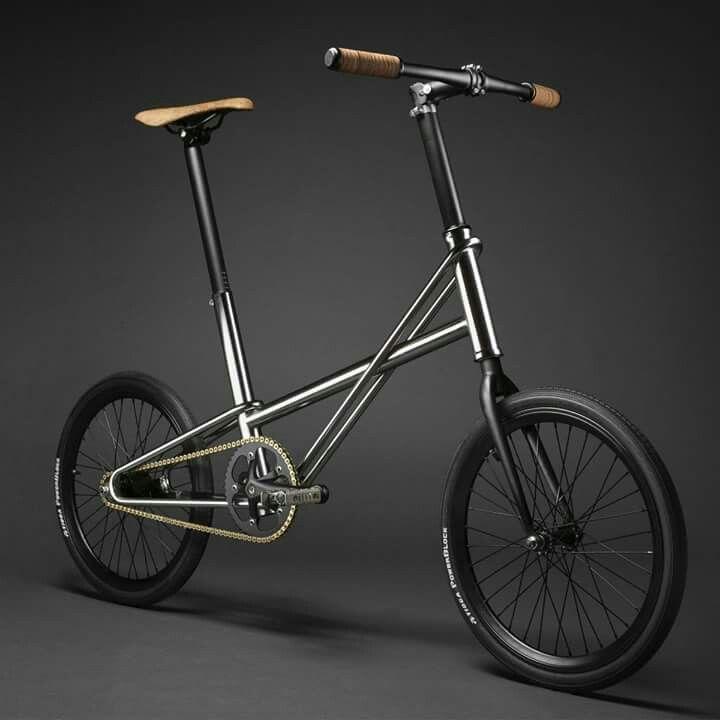 Как из обычного велосипеда сделать бмх