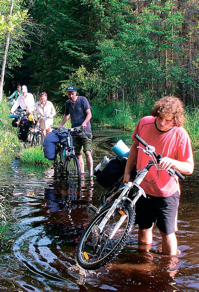 Велопутешествия. как собраться и путешествовать на велосипеде правильно.