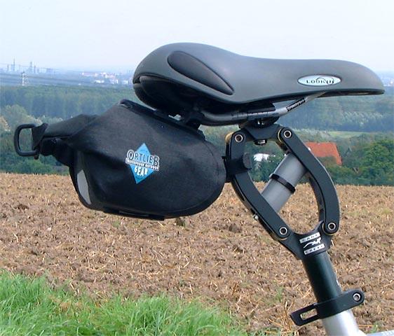 Вилка и задний амортизатор велосипеда: какие они бывают?